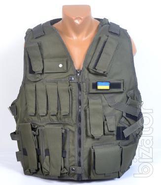 Tactical vest border service of Ukraine