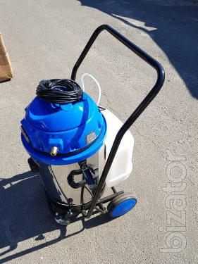 the industrial vacuum cleaner for dry and wet cleaning 2400 W Cleanvac