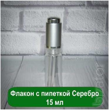 Bottle with dropper wholesale, retail