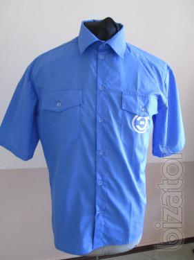 Shirt guard
