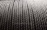Steel rope in the range of diameter from 0.8 mm to 56.0 mm