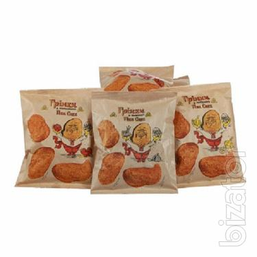 Buy Snacks wholesale. Croutons, snacks inexpensive Odessa