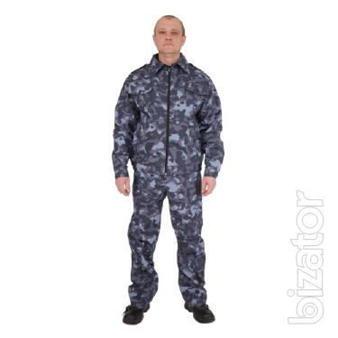 protection suit, suit for security officer