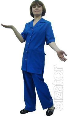 Costume female color electro