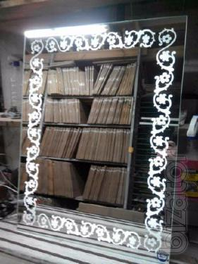 Mirror with LED light ( Wholesale and retail )