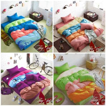 Bed linen, Color mix