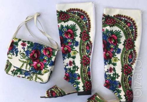 Sell summer boots kluczem.