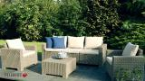 Outdoor furniture California 3 Seater Set rattan Allibert, Keter