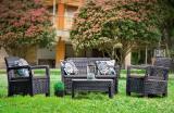 Garden furniture Tarifa Set Allibert rattan, Keter
