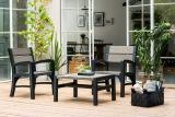 Garden furniture, Montero Set Allibert, Keter