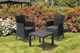 Garden furniture Salvador Balcony Set rattan Allibert, Keter