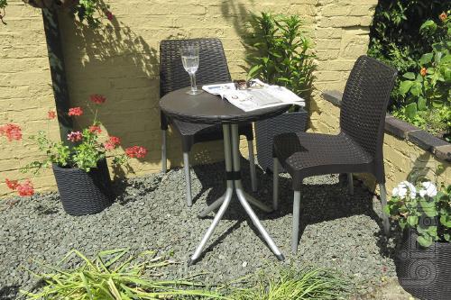 Garden furniture Chelsea Set Allibert rattan, Keter