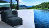 Garden furniture Provence Chillout Set Allibert rattan, Keter