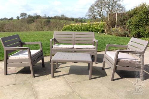Garden furniture Delano Set Allibert, Keter