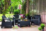 Garden furniture Allibert Bahamas Set, Keter