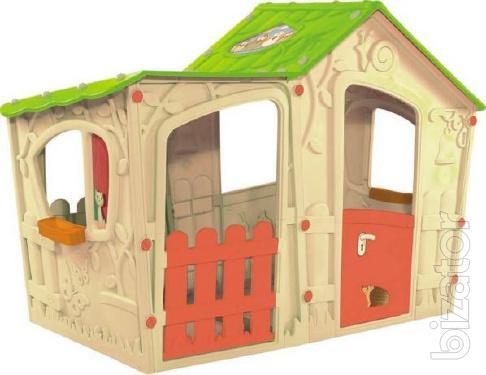 Playhouse Magic Villa