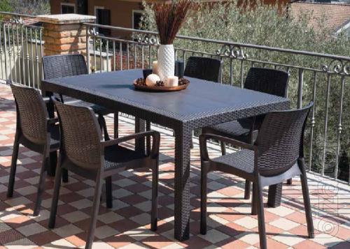 Table Allibert garden Melody, Keter