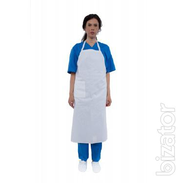 Buy apron lapel, apron buy, white apron