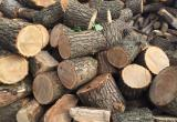 Oak firewood delivery and pickup