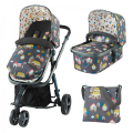 2in1 pushchair Cosatto Giggle 2 Posy 2018