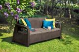Garden furniture Love Seat Bahamas Max