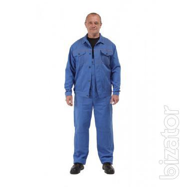 Buy overalls, work overalls, bib with jacket