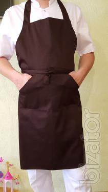 Apron for chefs, waiters
