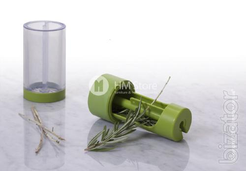 Mill for herbs a microplane Specialty 2 in 1 Herb Mill