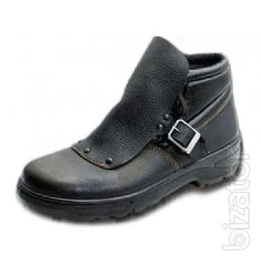 Yuft boots working