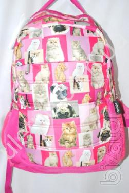 Backpacks for school and everyday wholesale from 110 UAH