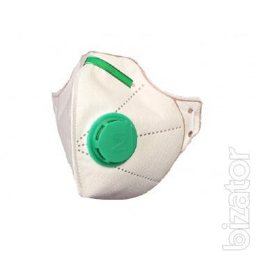 Anti-dust respirator