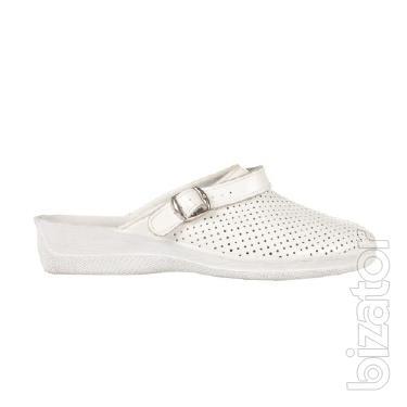 Women's clogs, white clogs, clogs buy