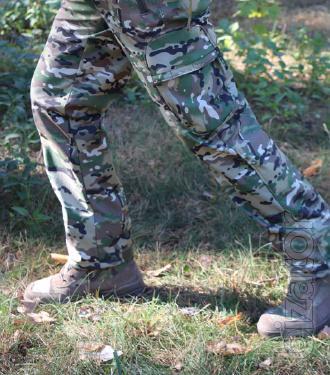 Suit camouflage demi-season Soft-Shell Cartoons