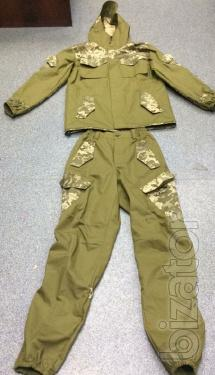 Suit Gorka with inserts pixel APU