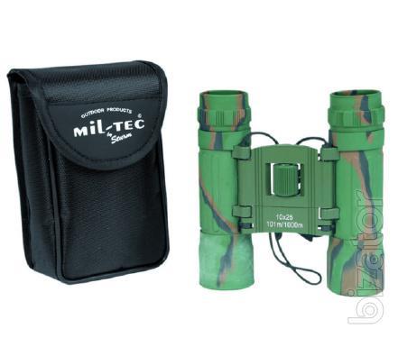 Compact binoculars German manufacturer Mil - Tec