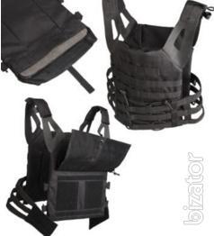 Cover for body armor Plate carrier weste gen.II