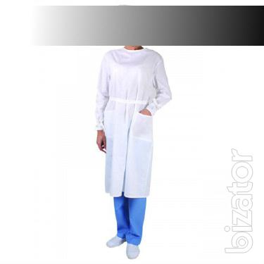 Surgical gown, medical gown