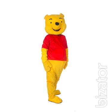 Mascot Winnie the Pooh