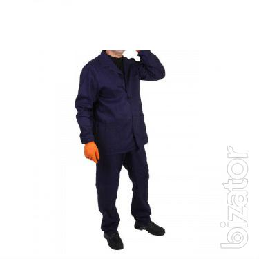 suit cotton, suit working