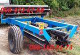 Rink 6 KPC. 04 trailer, hydraulic!