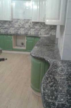 Manufacture window sills and countertops