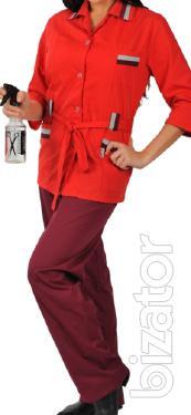 """Women's working costume """"Lira"""""""
