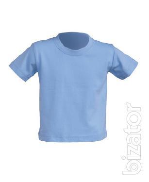 Children's cotton t-shirt