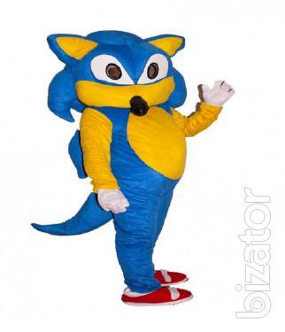 Mascot sonic