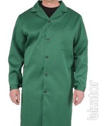 Bathrobe working Greta mens