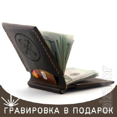 Money clip / Bills Purse, Wallet, Gamanets + Gift Bracelet
