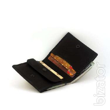 Men's wallet - Engraved as a gift! Leather Purse, wallet