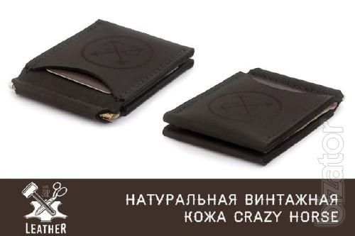 Money clip / Bills, Wallet, Men's Wallet + Gift man