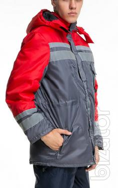Winter work jacket Carpathians
