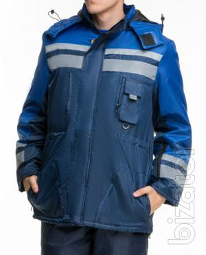 Working insulated jacket TK.Oxford